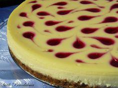 SÜTIK BIRODALMA: Málnás sajttorta / Raspberry cheesecake