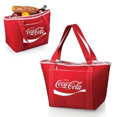Picnic Time Topanga Coca-Cola Cooler Tote