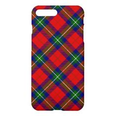Ruthven iPhone 8 Plus/7 Plus Case - red gifts color style cyo diy personalize unique