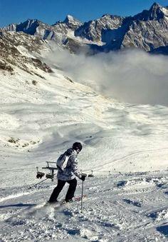 Soelden - Filmpanorama zum Skifahren, Sölden, Wintersport, Spectre