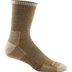 Darn Tough Men's Wool Boot Cushion Sock (Style 1403) - 6 Pack Special Offer (Lime, Medium)