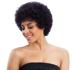Short Afro Kinky Curly Human Virgin Hair Wig Wave Wig for Man&Woman Short Afro Wigs, Kinky Curly Wigs, 100 Human Hair Wigs, Remy Human Hair, Remy Hair, Short Hair Styles, Natural Hair Styles, Curly Lace Front Wigs, Afro Hairstyles