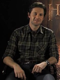 The Hobbit: DoS - Madrid Interviews (2013).