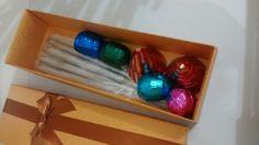 Diwali Chocolate Bomb Explosion