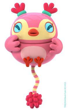 Toy design by Hiroshi Yoshii