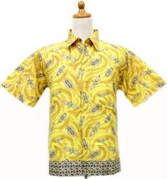 baju batik pria HP153