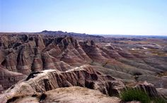 Badlands National Park | Badlands National Park 500x311 National Park Service Offers Senior and ...