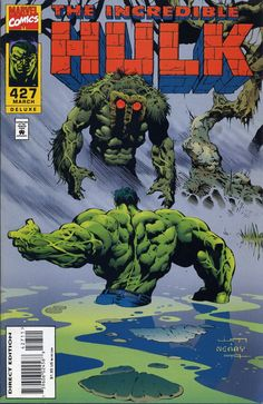 The Incredible Hulk #427 cover art by Liam Sharp! (Marvel comics)