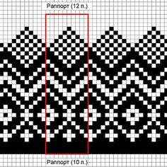 Fair Isle Knitting Patterns, Knitting Charts, Knitting Yarn, Knit Patterns, Double Knitting, Cross Stitch Embroidery, Weaving, Tapestry, Crochet