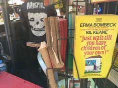 LIC Flea & Food starts the flea market season with a piece of advice. Backed by the Misfits.