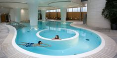 There is a spa in Bath that is one of the spas built by the Romans over 2,000 years ago. It is a luxury spa treatment that is anywhere from $80-$150. It takes 4-6 hours. You can get massages, facials, hot stone treatments, and then bask in the roman baths.