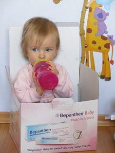 Otrzymana maść w użyciu, próbki rozdane, raporty napisane  Teraz to już tylko pudełeczko przypomina o kampanii Bepanthen Baby  #BepanthenBaby https://www.facebook.com/photo.php?fbid=662333730470481&set=o.145945315936&type=1&theater
