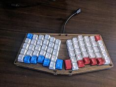 bowling128 - [photos]Atreus62: My first mechanical keyboard