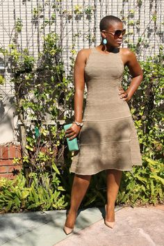 blacknaturals:♕ BGKI - the website to view fashionable & stylish black girls shopBGKI today Natural Hair Styles, Short Hair Styles, Girl Fashion, Fashion Outfits, Curvy Fashion, Bald Women, Beautiful Black Women, Beautiful Ladies, Mode Style