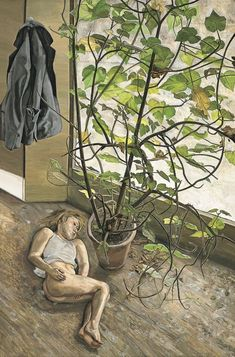 Image result for large interior wu lucian freud