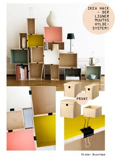 Favorite IKEA hacks!! looks like muuto