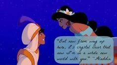 A Whole New World.