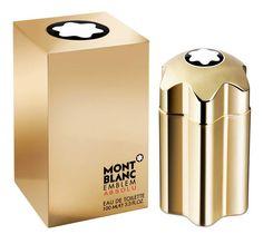 Montblanc Emblem Absolu Mont Blanc Cologne Men Eau De Toilette Spray oz New Gold Bottles, Perfume Bottles, Mont Blanc Perfume, Oriental Perfumes, Perfume Collection, New Fragrances, Smell Good, Monet, Beauty