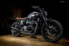 Best Bonnie of all time. Bonneville T100 by Maccomotors #Triumph