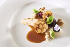 (The meat plate of the Netherlands , 9th place Bocuse d'Or 2015)