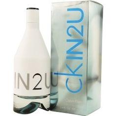 Veja nosso novo produto Calvin Klein In2u  masculino EDT spray 100ml! Se gostar, pode nos ajudar pinando-o em algum de seus painéis :)