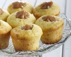 Muffins au carambar Ingrédients