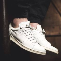 reputable site 329d7 49f22 Stan Smith all white Sneaker Store, Adidas Stan Smith, Shoe Collection,  Will Smith