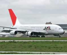 JAL Airbus A380