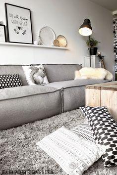 Efter Stormen : 10 Scandinavian living rooms   10 Salones de estilo escandinavo