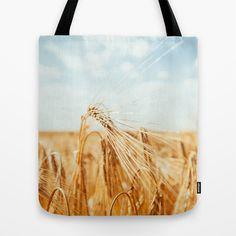 Field Tote Bag by Tomas Hudolin - $22.00