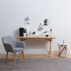 Zanui Desk Chair Office In Olx 74 Best Work Space Images Harrison Dining Mirage Grey