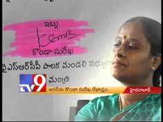 Konda Surekha slams Y.S Jagan in Open letter