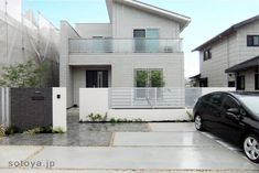 +Gでつくるお家の顔 そとや工房 | 滋賀・京都・大阪のエクステリアと外構工事 Kitchen Paint Colors, Small House Design, Cool Kitchens, Exterior Design, My House, Floor Plans, Around The Worlds, Design Inspiration, Outdoor Decor