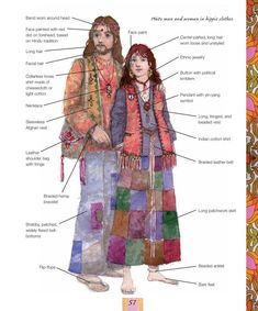 The essentials to a hippie outfit Hippie Style, Hippie Love, Hippie Gypsy, How To Be Hippie, Modern Hippie, 1960s Fashion Hippie, 60s And 70s Fashion, Boho Fashion, 1970s Hippie