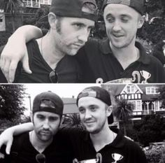 Tom and Matt