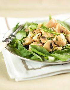 Marinoidut herkkusienet   K-ruoka