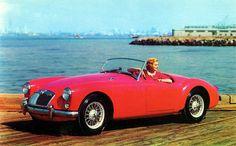MG Series MGA, 1955-59 | Flickr - Photo Sharing!