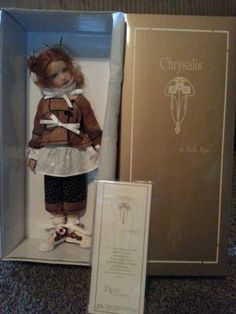 Kish-Dolls-Piper-Peaceful-Warrior. NEW. SOLD for $273.00 on 7/27/15.