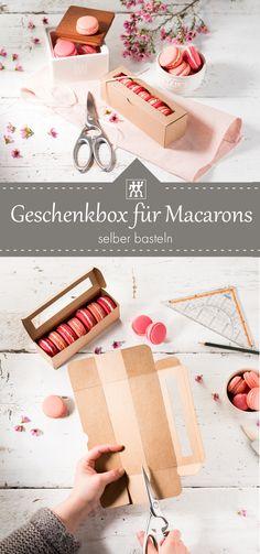 Süße Dekoideen 100-teilig Geschenkverpackungen Bastelset