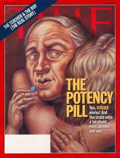 TIME Magazine Cover: Viagra: The Potency Pill -- May 4, 1998
