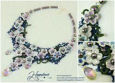 Le gioie di Happyland - patterns: Hydrangea