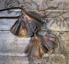 """Купить Кулон """"Пагода"""" - коричневый, медный, медь, из меди, медь патинированная, Кулон металлический"""