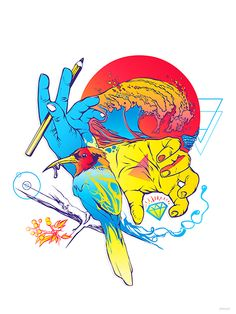 Inspirazen - Website: Urban Arts // Artista: Guto Reiiz