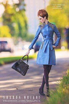 Sharon Wright Fashion Doll
