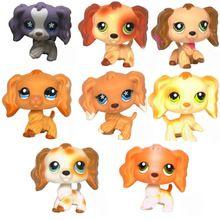 LPS SPANIEL rare dogs animal pet toys(China (Mainland))