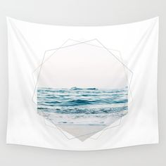 Items similar to Ocean Print Sea foam Waves art Print Water Minimalist Poster Nautical Beach Decor Scandinavian print Nordic Wall art Blue and White Blue Sea on Etsy Beach Waves, Ocean Waves, Collage Mural, Poster Mural, Foto Poster, Water Printing, The Beach, Summer Beach, Clermont Ferrand
