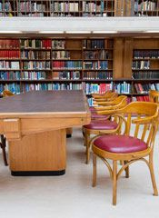 Become part of the continuing history of the iconic Mitchell Library by sponsoring a chair or study table in your name for posterity.
