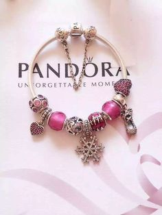 50% OFF!!! $259 Pandora Charm Bracelet Purple. Hot Sale!!! SKU: CB01758 - PANDORA Bracelet Ideas