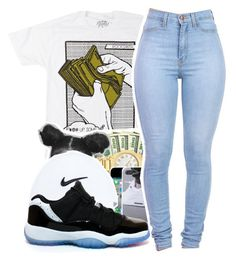 """""""Untitled #301"""" by mindset-on-mindless ❤ liked on Polyvore featuring Belleza y Retrò"""