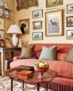 Elegant English country living room ideas for your home. English cottage interior design suggestions and inspiration. Style Cottage, English Cottage Style, English Country Style, French Country, French Cottage, Country Charm, British Country, Cozy Cottage, French Style